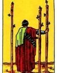 Significado del tres de bastos- arcano menor