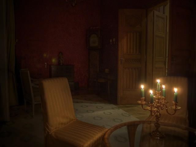 Cómo saber si habitamos una casa con fantasmas