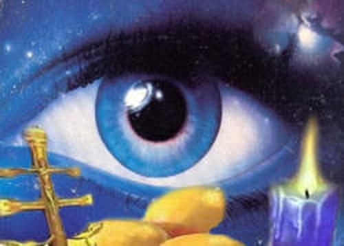 Amuletos para el mal de ojo la brujer a blanca - Como quitar la mala suerte de mi casa ...