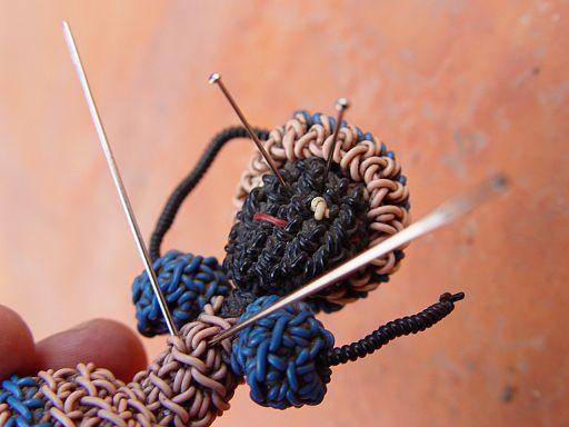 Creación de un muñeco de vudú