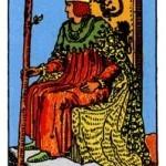 Significado del rey de bastos-arcano menor