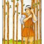 Significado del nueve de bastos -arcano menor