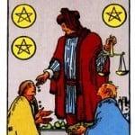 Significado del seis de oros-arcano menor