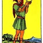 Significado de la Sota de oros-arcano menor