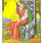Significado de la reina de oros-arcano menor