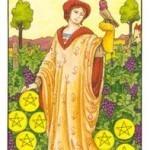 Significado del nueve de oros-arcano menor