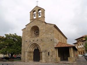 """Iglesia de Santa María de la Anunciación, """"La Oliva"""" (XIII)"""