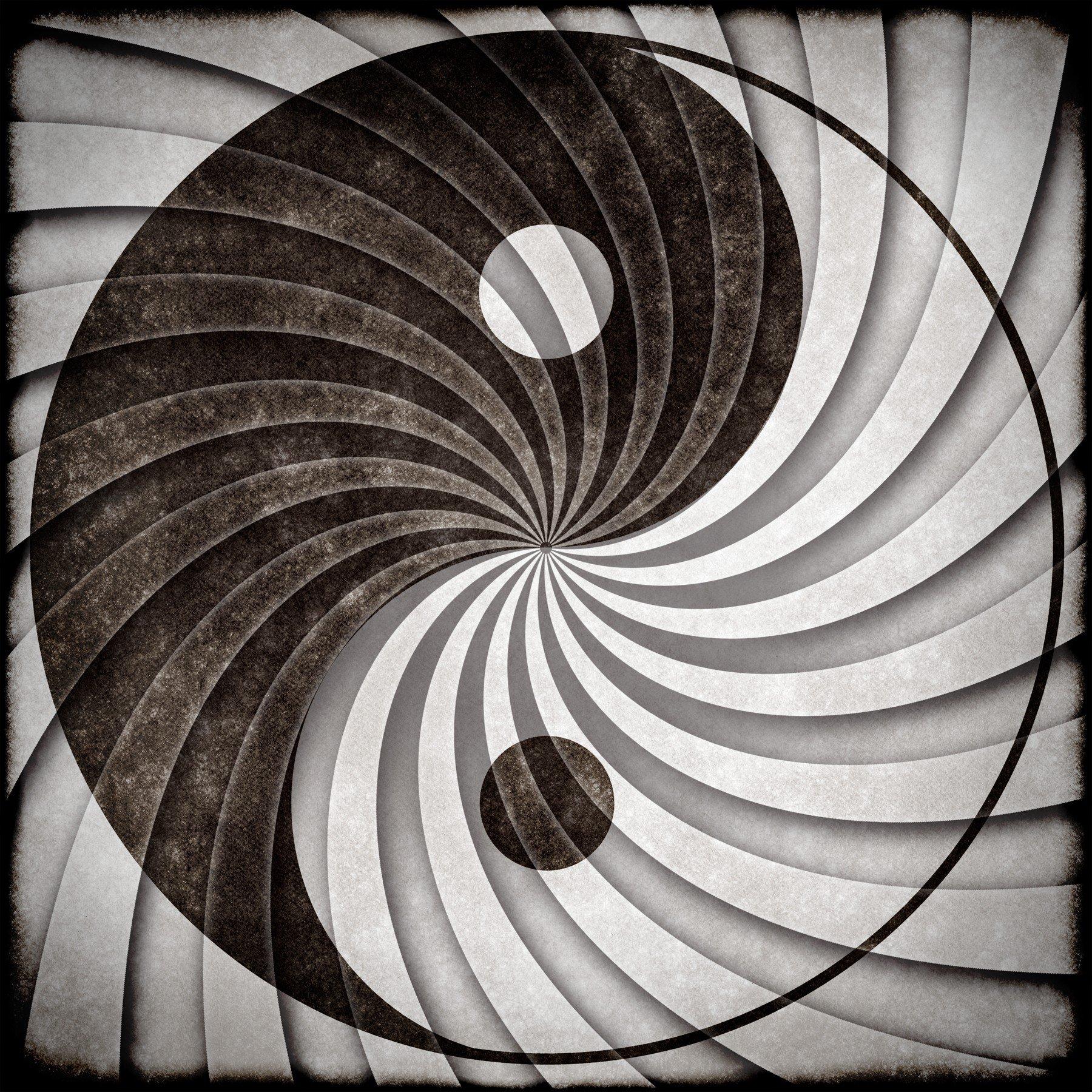 Equilibrio entre el yin y el yang en la vida