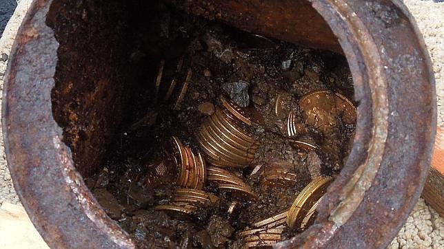 Enterrar el dinero - Antigua práctica de nuestros antepasados — Steemit