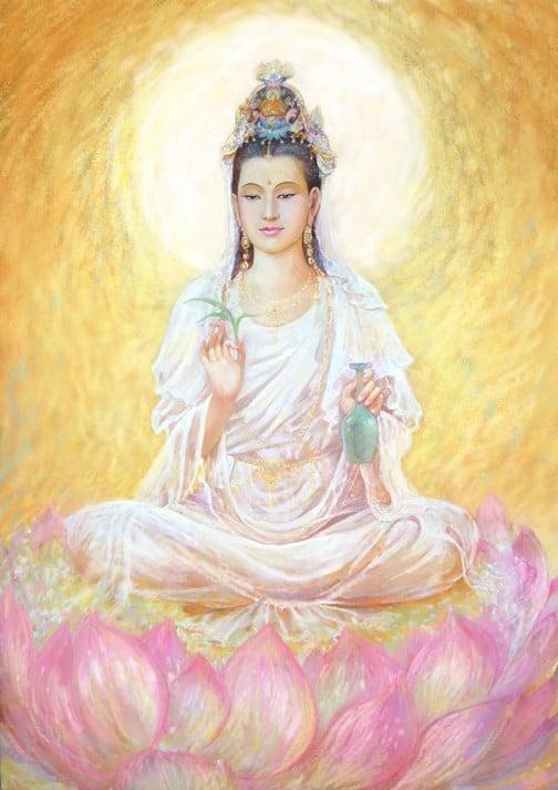 Lo femenino o ying en brujería y esoterismo
