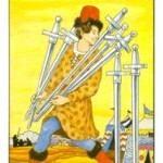 Significado del 7 de espadas – Arcano menor