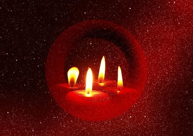 2 hechizos para el amor que utilizan el fuego
