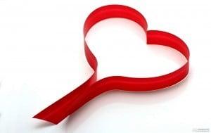 2 amarres de amor con cinta roja