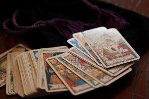 Las cartas del Tarot y la astrología