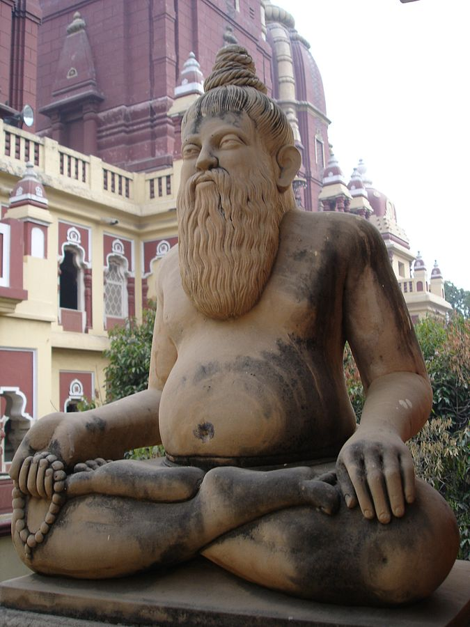 El poder de los yoguis y swamis