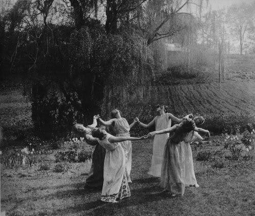 Rituales Y Prácticas Antiguas De Brujería