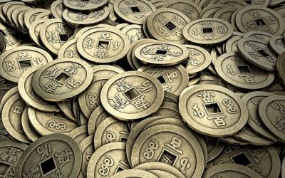 Ritual oriental para el dinero