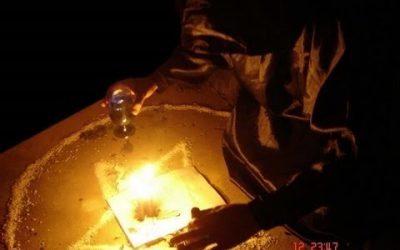 Los peligros de usar magia negra