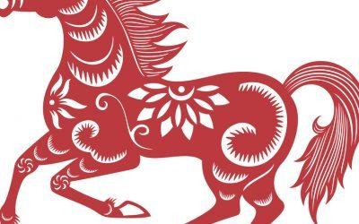 El Caballo en el horóscopo chino