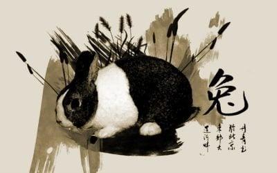 El Conejo en el horóscopo chino