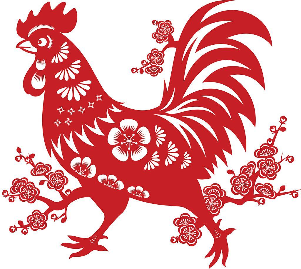 El Gallo en el horóscopo chino
