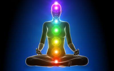 Usar los centros de energía en esoterismo y magia