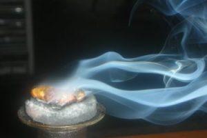 Ritual con sahumerio para enamorar