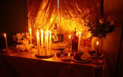 Elementos para usar en brujería